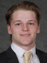 Connor Gregga headshot
