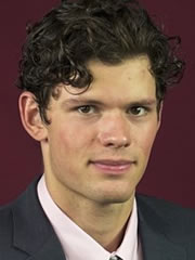 Zach Stejskal headshot