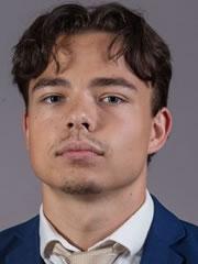 Oscar Geschwind headshot