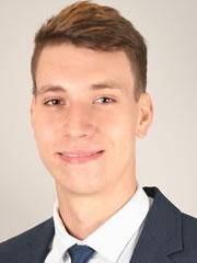 Gleb Murtazin headshot