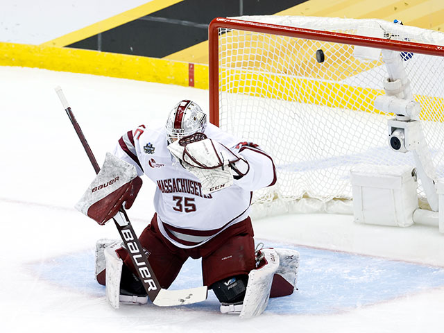 All the News and Much More : College Hockey News